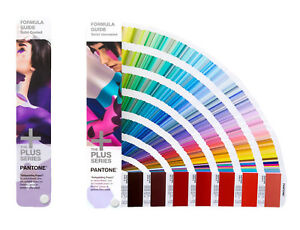 2018 New Edition Pantone Formula Guide Solid Coated Solid Uncoated Gp1601n