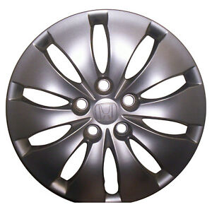 55071 Refinished Honda Accord 2008 2012 16 Inch Hubcap Wheel Cover