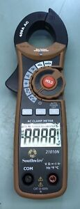 Southwire Tools Equipment 21010n 400a Digital Clamp Meter Multimeter