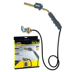 Mr torch Self igniting Gas Welding Turbo Torch With 3 Hose mapp Map pro Propane