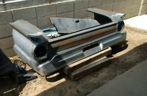 Ford Fairlane Rear 1 4 Section