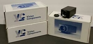 Lot Of 3 New Vision Components Vc4018 e Intelligent Smart Camera