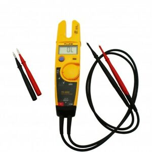 Fluke T5 600 Voltage Continuity And Current Tester 600v new