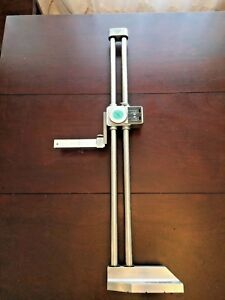 Aerospace 24 Dial Height Gauge With Stand
