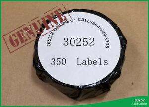 100 Rolls Of 30252 Dymo Lw Compatible Thermal Labels Multipurpose Turbo 4xl Duo