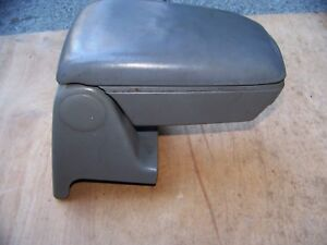 1987 1993 Ford Mustang 5 0 Smoke Gray Center Console Armrest Arm Rest Gt Lx