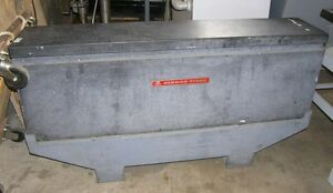 Surface Plate Gunsmith 12 Wide X 20 Thick X 60 Long On Stand