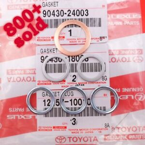 Toyota Transfer Differential Gasket Kit 4runner Sequoia Tacoma Tundra Hilux