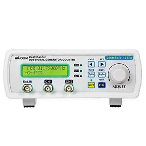 Kkmoon High Precision Digital Dds Dual channel Signal Source Generator