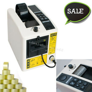 Automatic Tape Dispensers Adhesive Tape Cutter Packaging Machine Led Selectable