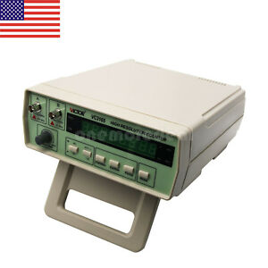 Victor Vc3165 Radio High Frequency Counter Rf Meter 0 01hz 2 4ghz Professional U