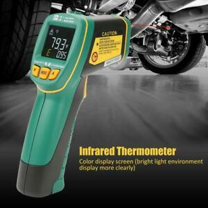 Handheld Infrared Thermometer Non contact Digital Temperature Gun 60 800