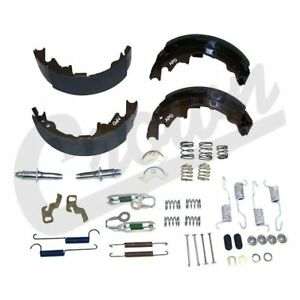 Jeep Wrangler Tj 2000 2005 Rear Brake Shoe Service Kit