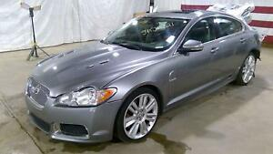 2010 2011 Jaguar Xfr Abs Pump Assembly 5 0 With Adaptive Cruise