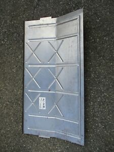 Model A Ford Trunk Floor Panel Angled