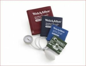 Welch Allyn Ds45 mc Durashock Bp Cuff With Multiple Sized Cuffs