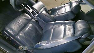 92 95 Cadillac Eldorado Complete Leather Seat Set Front And Rear Hot Rod