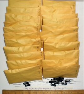 1489 Military Resistors 1 Assorted 39 Ohms 820k Irc Others Lot 4 Made Usa
