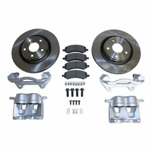 Rt Off road Rt31046 Front Big Brake Kit For Jeep 07 18 Wrangler jk