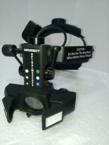 Binocular Indirect Ophthalmoscope With 20d Double Aspheric Optometry