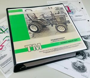 650 750 John Deere Technical Service Shop Repair Manual 800 Pages