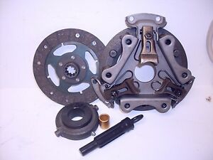 International Ih Ihc Farmall Cub Cub Lo Boy 6 1 2 Tractor Clutch Kit