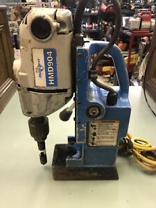 Hougen Hmd904 Magnetic Drill Only No Case
