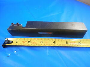 237 101 Manchester 1 Square Shank Lathe Modified Left Hand Turning Tool Holder