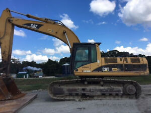 Track Excavators Cat 330cl 2003 Or Case Cx330
