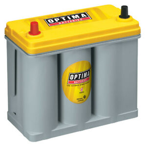 Optima Battery Battery Yellow Top 450cc A 575ca Ds46b24r Prius P N 8171 767