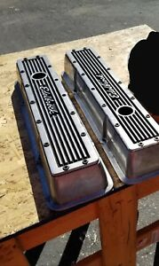 Edelbrock Performer Chevy 350 Valve Covers