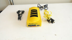 Trimble Navigation 20669 50 4 Slot Battery Charger With Cables