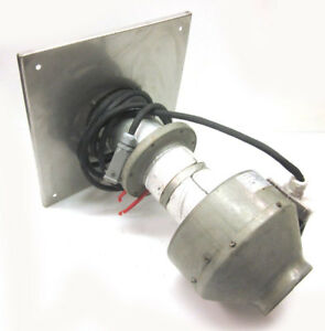 Systemair K 100 M Tw Specialized Duct Fan 230vac 50 60 Hz Blower W Exhaust Line