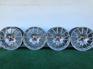 Rare Ferrari 360 Challeng Stradale 19 Genuine Factory Oem Wheels Rims Set