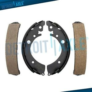 Rear Ceramic Brake Shoes 1992 1999 2000 2001 2002 2003 2004 2005 Honda Civic
