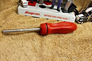 Snap on Racing Edition Magnetic Ratcheting Screwdriver Ssdmr4arac Usa