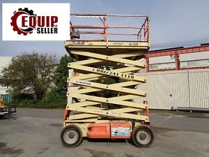 Jlg 4069le Scissor Boom Man Aerial Lift electric 40ft