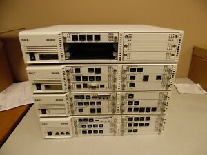 Nec Ux5000 Phone System W Modules Used
