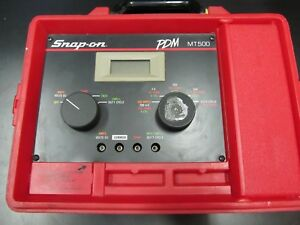 Snap On Pdm Mt500 Voltage Tester