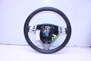 2005 2008 Porsche Boxster Cayman 987 911 997 3 Spoke Stitched Leather Steering W