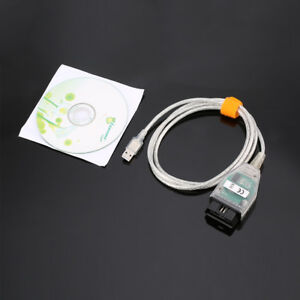 For Bmw K D Can Obd2 Usb Auto Cable Ftdi Ft232rq Bmw Tools Inpa Ediabas