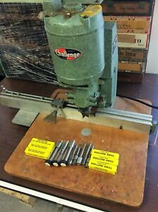 Challenge Table Top Drill Or Paper Punch