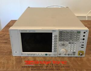 Agilent N9030a Vector Signal Analyzer 3 Hz To 13 6 Ghz