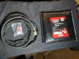 Weldflame Wp 17f air cooled Tig Welding Torch Complete