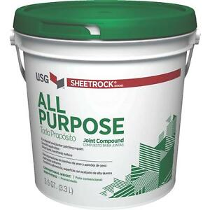 Sheetrock Pre mixed All purpose Drywall Joint Compound