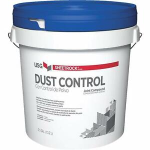 Sheetrock Pre mixed Lightweight All purpose Dust Control Drywall Joint Compound