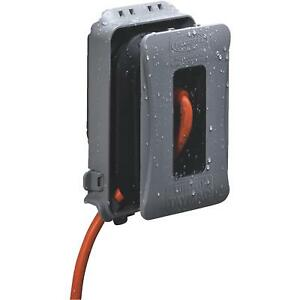 Hubbell Expandable In use Outdoor Outlet Cover