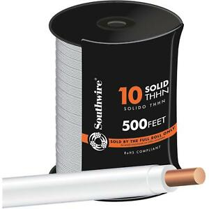 Southwire 10 Awg Solid Thhn Wire
