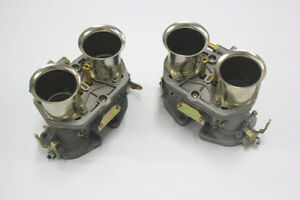 2pcs Lot 40 Idf Oem Carburetor Air Horns Replacement For Solex Dellorto Weber