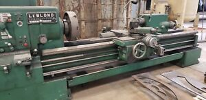 25 X 96 Leblond 2516 Heavy Duty Engine Lathe 40hp Tons Of Tooling